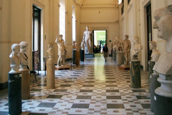 瓦莱塔国家考古博物馆
