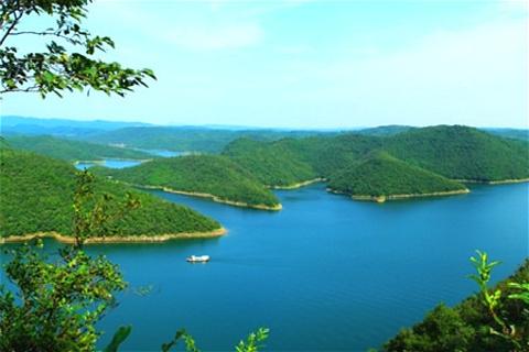 漳河风景区的图片