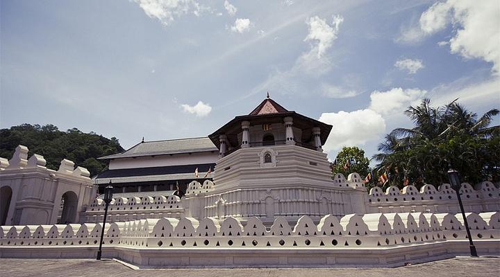 佛牙寺旅游图片