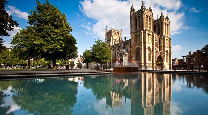 布里斯托大教堂旅游图片
