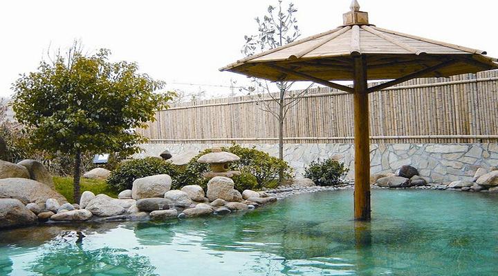 东海温泉旅游图片
