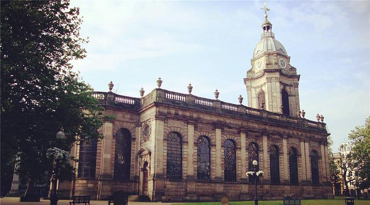 圣菲利普斯大教堂旅游图片
