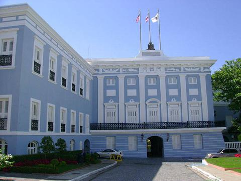 La Foraleza Santa Catalina Palace