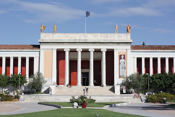 国家考古博物馆旅游图片