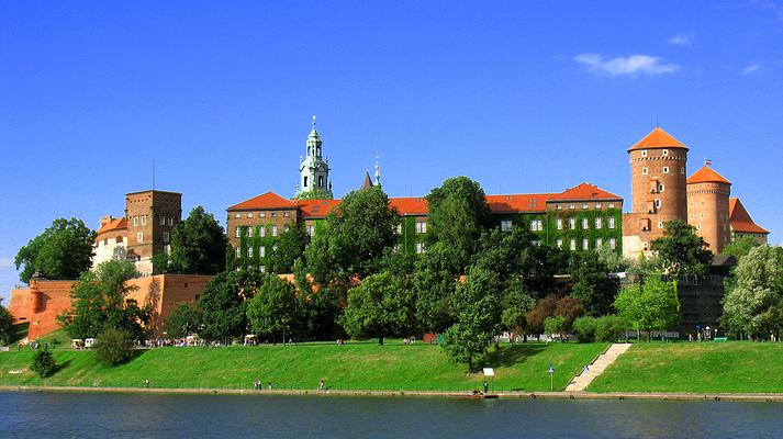 瓦维尔皇家城堡旅游图片
