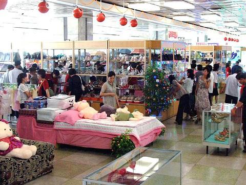 平壤第一百货商店旅游景点图片