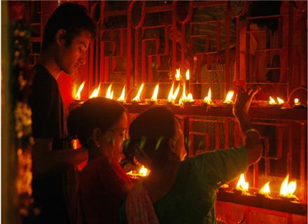 排灯节 Tihar