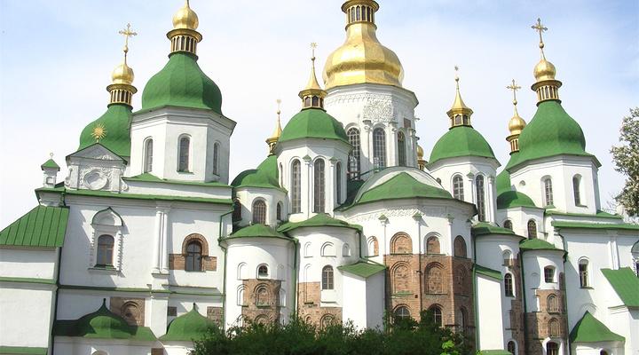 圣•索菲娅教堂旅游图片