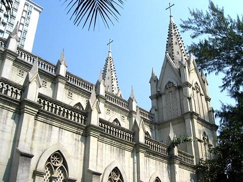 霞山天主教堂