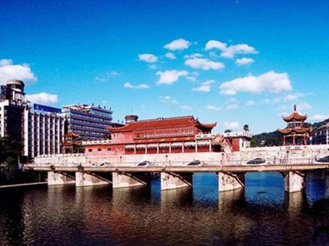 百子桥旅游景点图片
