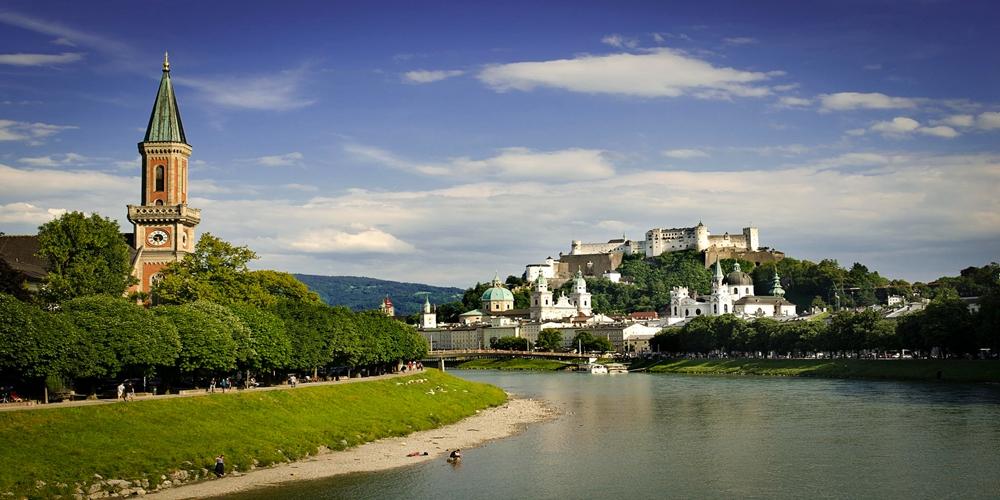 萨尔茨堡悠闲一日游