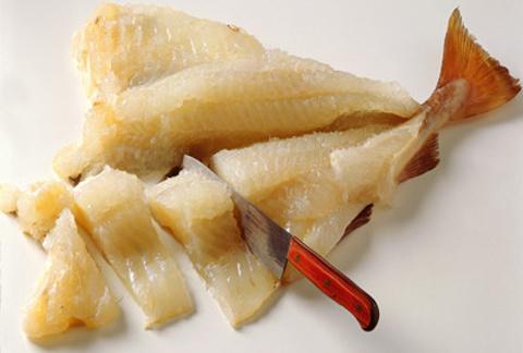 苏打鱼Lutefisk