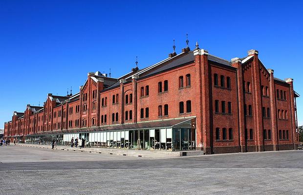 红砖仓库旅游图片