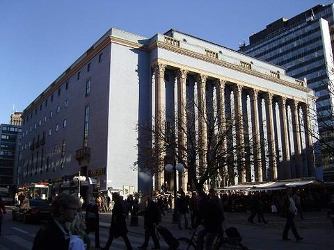 The Stockholm Concert Hall的图片