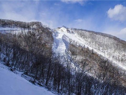 天桥沟滑雪场旅游景点图片