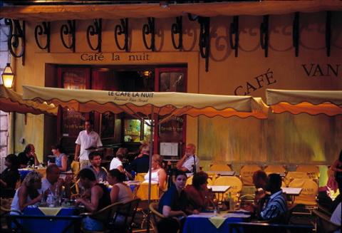 梵高咖啡馆