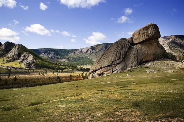 特勒吉国家公园旅游图片