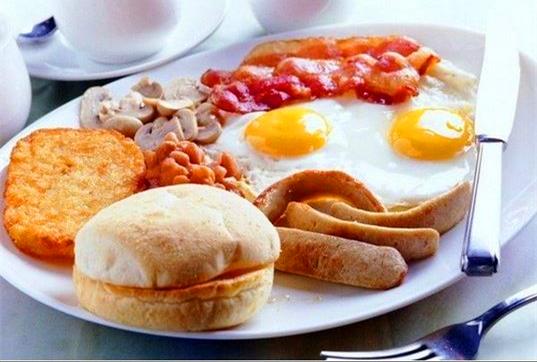 爱尔兰传统早餐