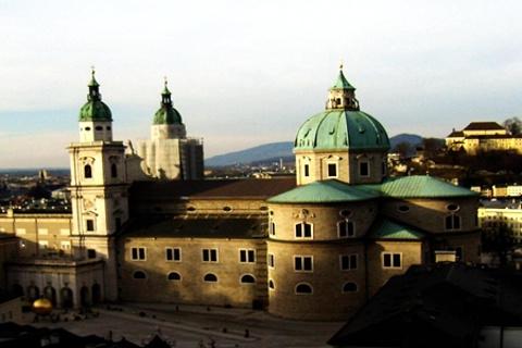 萨尔茨堡大教堂