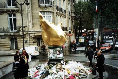 戴安娜王妃纪念碑
