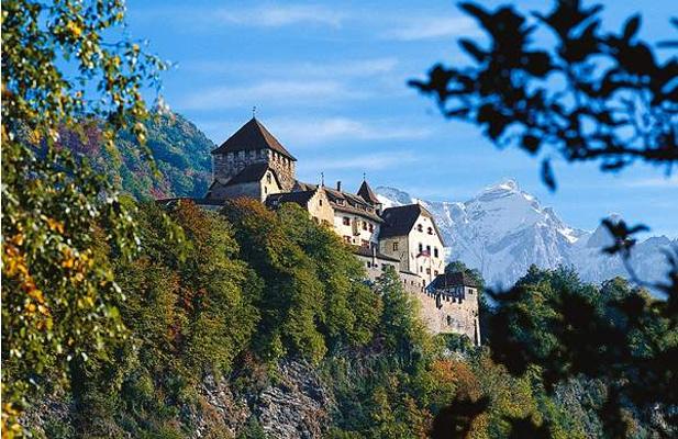 瓦杜兹城堡旅游图片