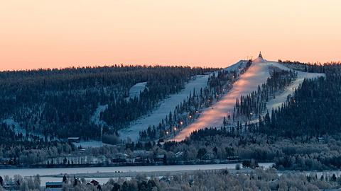 欧娜斯山滑雪中心