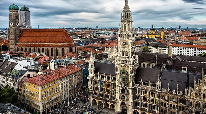 慕尼黑旅游图片