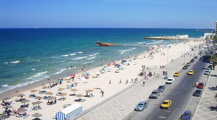 Boujaffar Beach旅游图片