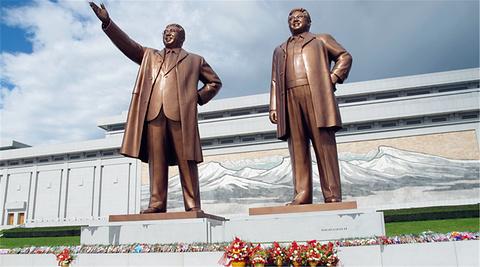万寿台纪念碑