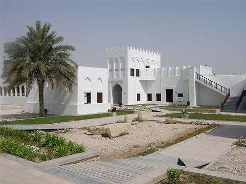 卡塔尔国家博物馆的图片