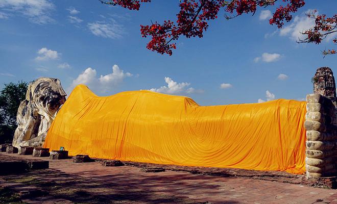 卧佛寺旅游图片