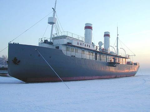 安加拉号破冰船