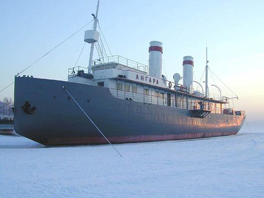 安加拉号破冰船旅游图片
