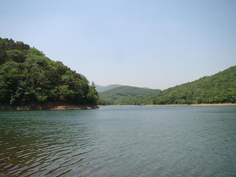 碧云湖的图片