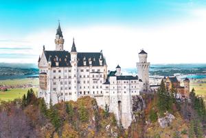 新天鹅堡Schloss Neuschwanstein