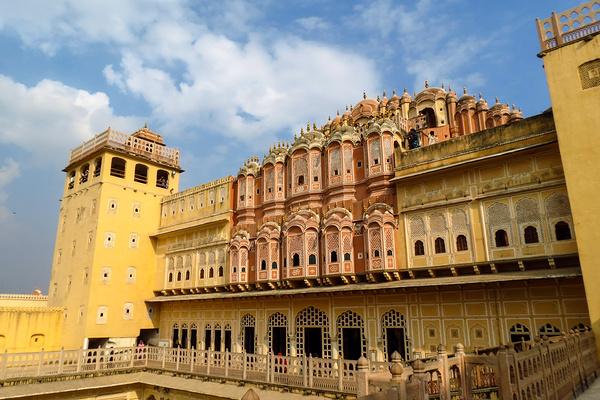 风之宫殿旅游图片
