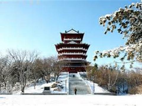 锦江山公园旅游景点图片