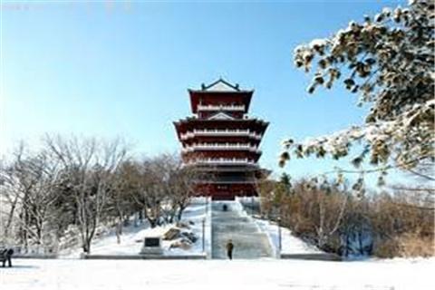 锦江山公园的图片