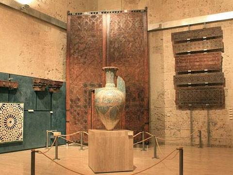 阿兰布拉宫博物馆旅游景点图片