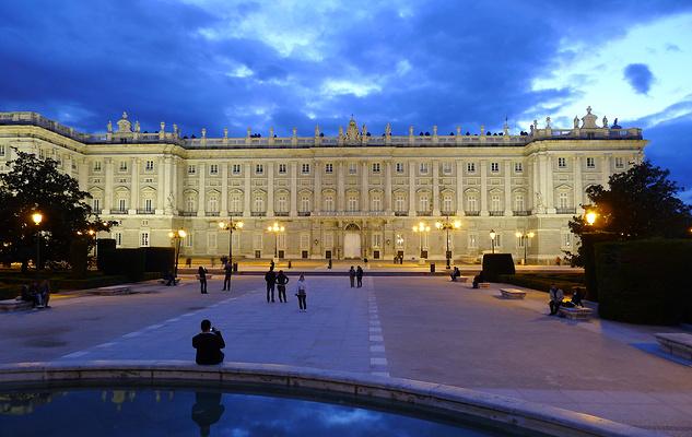 马德里王宫旅游图片