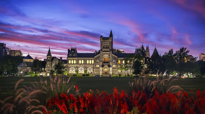多伦多大学旅游图片