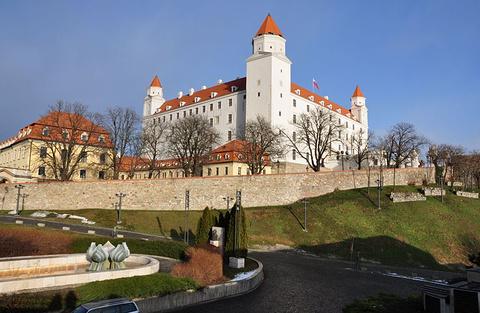 布拉迪斯拉发城堡的图片