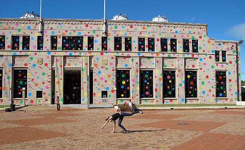 惠灵顿城市艺术馆