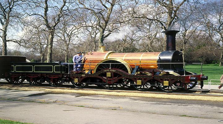 国家铁路博物馆旅游图片