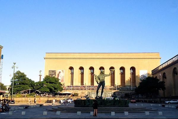 哥德堡艺术博物馆旅游图片