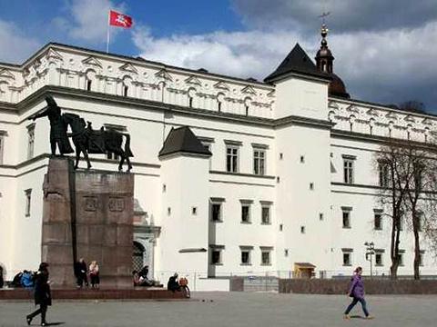 立陶宛大公博物馆旅游景点图片