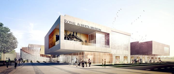 艾伯塔皇家博物馆旅游图片