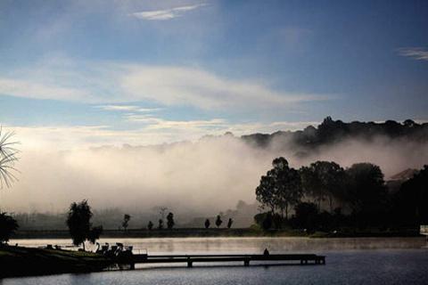 春香湖的图片