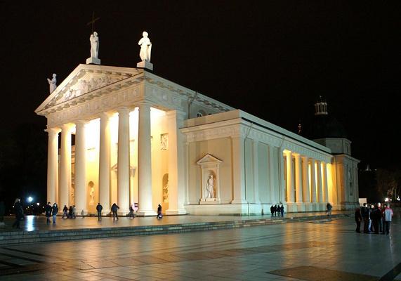 维尔纽斯大教堂旅游图片