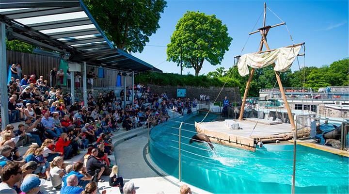 卑尔根水族馆旅游图片